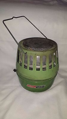Vintage Green Coleman Model 513B Catalytic Camping Heater