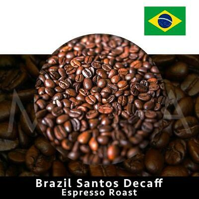 Swiss-Water® Decaf Colombian Espresso Coffee Beans 1Kg