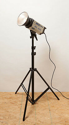 OPUS PRO OPL-K250 Studio Flash Head with Stand, Reflectors, & Unbrella