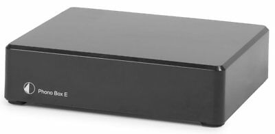 Pro-Ject Audio - Phono Box E Phono Preamplifier