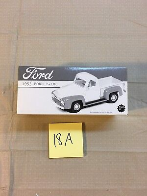 1st FIRST GEAR Ford Motor Company 100 Year 1953 FORD F-100 PICK UP TRUCK NEW
