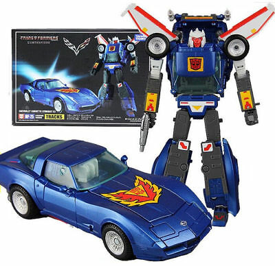 """Transformers Masterpiece MP25 Tracks 5.5"""" Action Figure New in Box"""