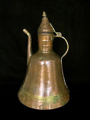 Antique Middle Eastern Teapot, 1850-1899