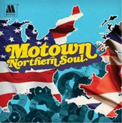 Various Artists-Motown Northern Soul  CD NEW