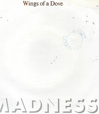 Sg    -   MADNESS    -  WINGS OF A DOVE  -