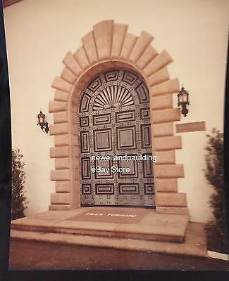 WOOLMAR, Original Entry, M/M Woolworth Donahue, Palm Beach, Personally Signed