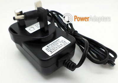 Motorola MBP11 Baby Monitor 6v uk plug 3 pin 1a adaptor cable
