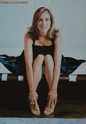 SARAH JESSICA PARKER - A3 Poster (ca. 42 x 28 cm) - Sex and the City Clippings