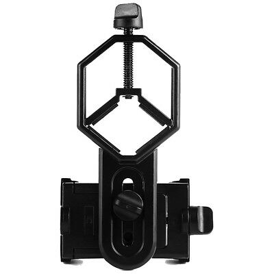 Universal Cell Phone Camera Adapter Telescope Holder Binocular Scope Mount Fits.