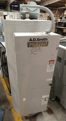 AO SMITH 80 Gal, 9.0KW, 240 Voltage 1 Phase 3 Element Commercial Water Heater