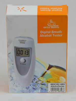 Alkoholtester mit LCD-Display