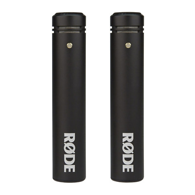 Rode M5 Pencil Condenser MIc (Matched Stereo Pair)