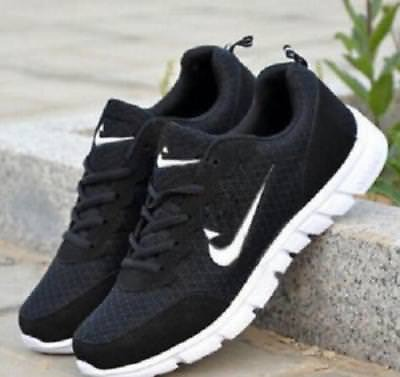 Men's Fashion Outdoor Sneakers Breathable Casual Sports Athletic Running Shoes