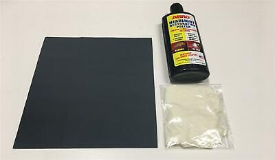 Yellow Driving Lamp Cleaner Restorer Kit with Gloves and Essentials For Toyota