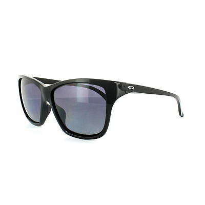 Oakley Sonnenbrille Hold On OO9298-06 Polished Black Grey Gradient Polarized