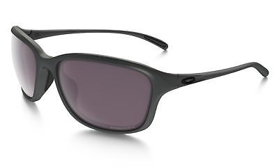 Oakley Sunglasses OO9297-05 She's Unstoppable Steel Prizm Daily Polarized Lens