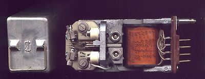Bistable relay with a predominance of DC type RP-7  Soviet Russian USSR  du