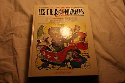 LES PIEDS NICKELES tome 18 PELLOS COLLECTION INTEGRALE / ED VENTS D'OUEST