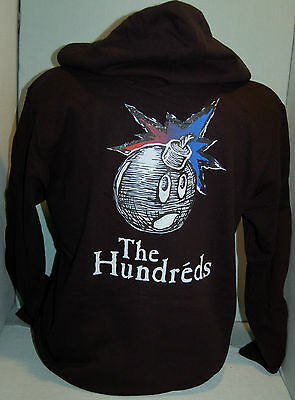 $63.99 The Hundreds Paisley Zip Up Hoody T11W102101ATH athletic heather