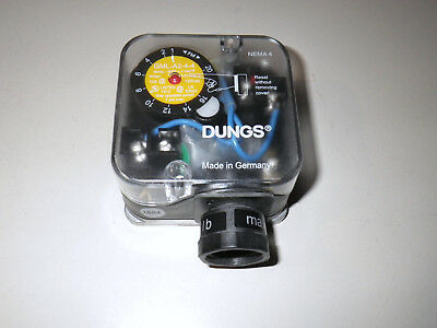New Dungs Nema 4 Gml-A2-4-4 Differential Pressure Switch