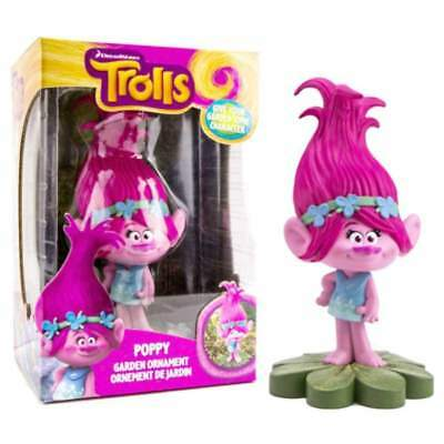 Trolls Poppy Garden Gnome Ornament