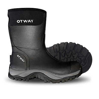 New OTWAY Ranger Hybrid Gum Boot Work Boot - US/AUS/EU Sizing