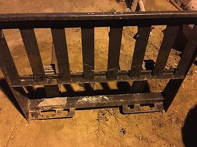 Skid Steer Forks