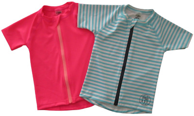 BONDS Boys Girls Rashie Bathers Swimmers Swim Toddler UPF 50+ Baby Top 1 2 NEW