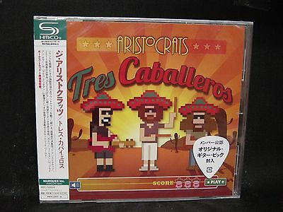 THE ARISTOCRATS Tres Caballeros + 1 JAPAN CD Primus No More Pain Jazz/Prog Rock!