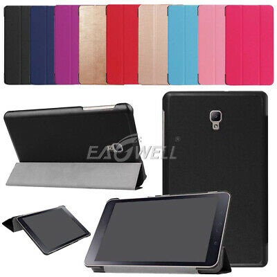 For Samsung Galaxy Tab A 8.0 T380 T385 2017 Slim Leather Smart Cover Case Shell