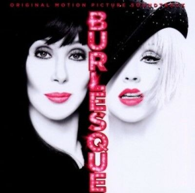 Burlesque - Soundtrack CD NEU & OVP  (Cher Christina Aguilera Filmmusik)