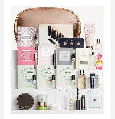 New Nordstrom 2017 Beauty Gift 23 PC Of Travel Size Beauty Products And Samples