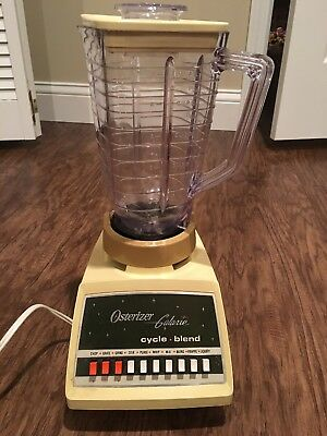Vintage - OSTER - OSTERIZER GALAXIE BLENDER - Cycle-blend - 10 settings - 5 Cup