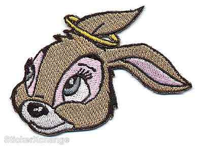 Bunny Good Embroidered Patch Poster Artist Kozik KP29