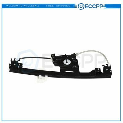Power Window Regulator for BMW 328i 335i Sedan Rear Left without Motor