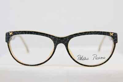 GREAT VINTAGE Paloma Picasso EYEGLASSES - MOD 3754 !!! MADE IN GERMANY
