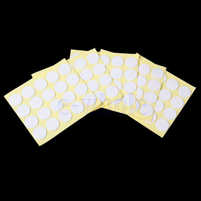 100 Wick Stickers Stick-ums Glue Dots For Candle Making H5