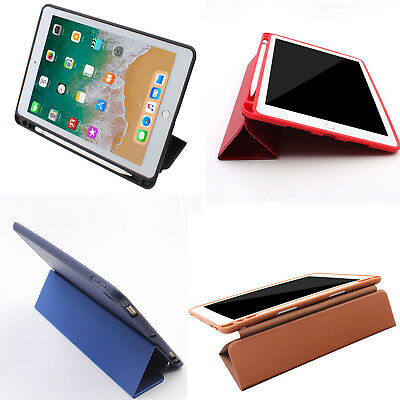 iPad Pro Stand Folio Cover with Apple pencil slot holder for iPad Pro10.5 /12.9
