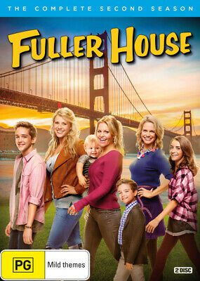 Fuller House: Season 2  - DVD - NEW Region 4