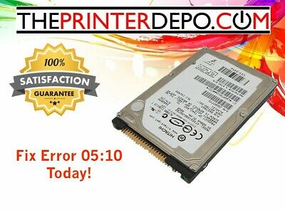 HP DesignJet 800PS Hard Drive for C7779-69272 IDE W/Firmware Formatter Fixer