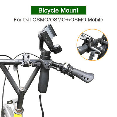 Bicycle Bike Mount Easy To Install For DJI OSMO/OSMO+ Handheld Gimbal Stabilizer