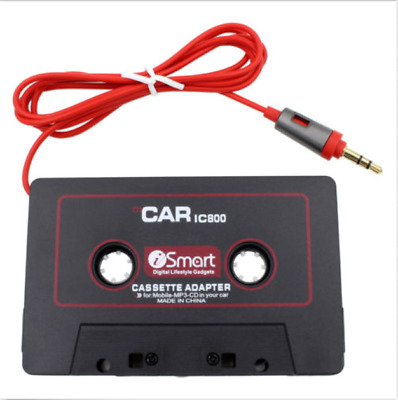 3.5mm AUX Car Audio Cassette Tape Adapter Transmitters For Huawei P9