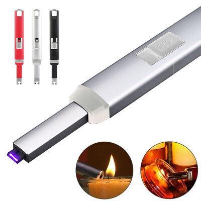 ElectricLighter Arc Plasma Rechargeable Windproof USB CigaretteLighter