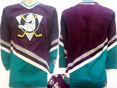 Maillot hockey NHL Anaheim MIGHTYDUCKS DUCKS vintage M