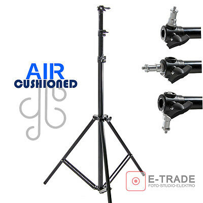 "4m height !!! F&V HeavyDuty Studio Light Stand 400cm - Air Cushioned - ""809"""