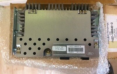 1996 Ford Mustang OEM Factory Amplifier Part #F4ZZ-18B849-D