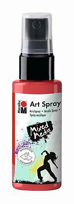 Gb00Vbgwohog Marabu 120905212 - Art Spray, 50 Ml, Flamingo