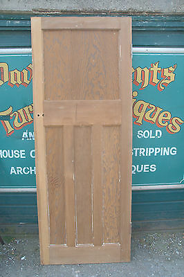 3779 Classic art deco internal stripped pine door