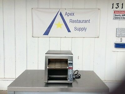 Star QCSE-2-60HC Electric Conveyor Toaster 120v #2787