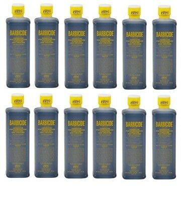 Barbicide Salon Barber Professional Disinfectant Solution 473ml - Pack of 12